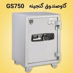 گاوصندوق نسوز GS750